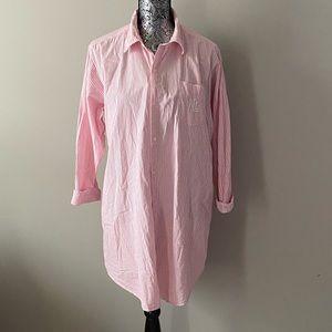 Lauren Essentials by Ralph Lauren Pajama Shirt